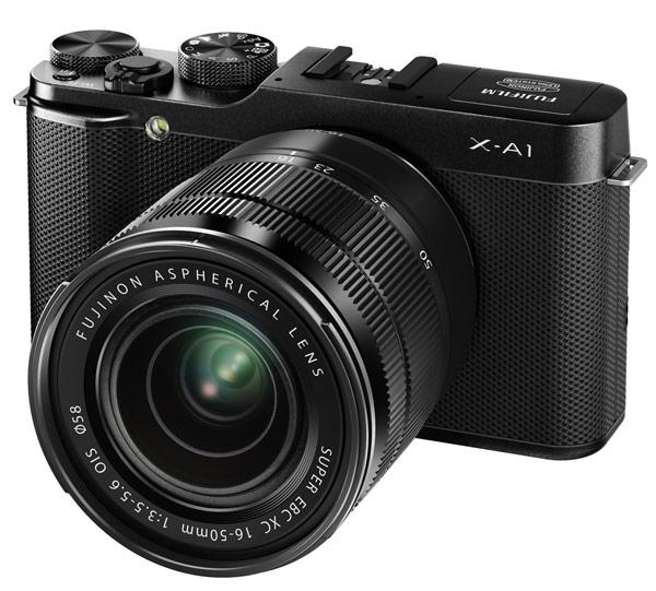 В беззеркальной камере Fujifilm X-A1 используется датчик изображения формата APS-C