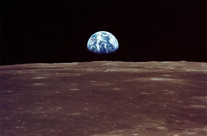 70 лет первой фотографии Земли из космоса - 6
