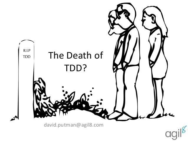 TDD все еще сравнивают с TLD — мнения экспертов - 1