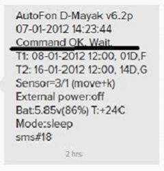 АвтоФон «D-Маяк» — последняя версия системы поиска угнанного автомобиля - 10