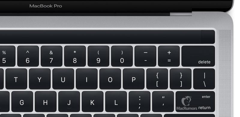 Первый слух: OLED-дисплей и Touch ID в новом Macbook Pro - 2