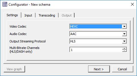 Просто, мощно, навсегда. Элекард CodecWorks 990 — программный лайв транскодер для AVC и HEVC - 3