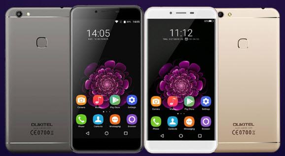 Смартфон Oukitel U15S с 4 ГБ ОЗУ предлагается за $140