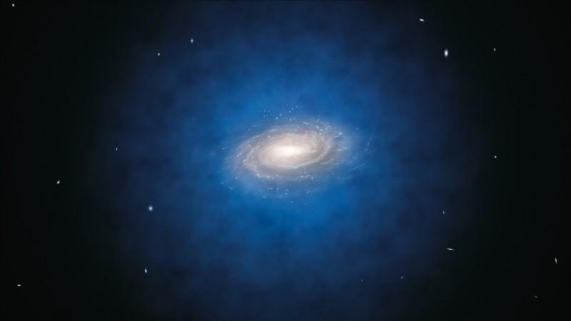 Спросите Итана №100: почему тёмная материя не образует чёрные дыры? - 6