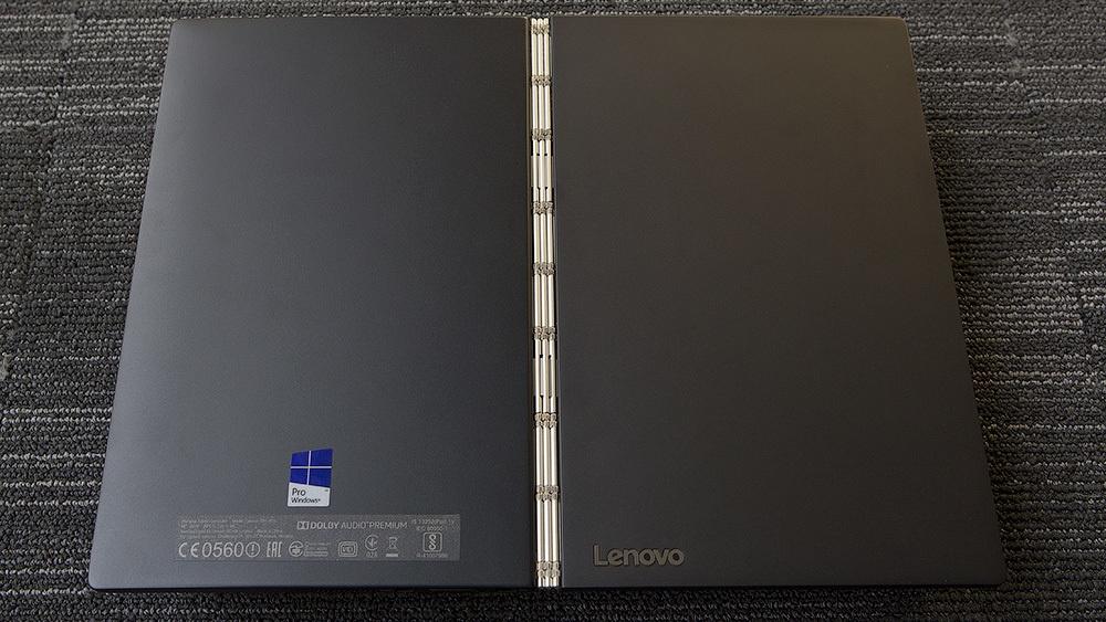 Lenovo Yoga Book: что внутри красивой белой коробки? - 19