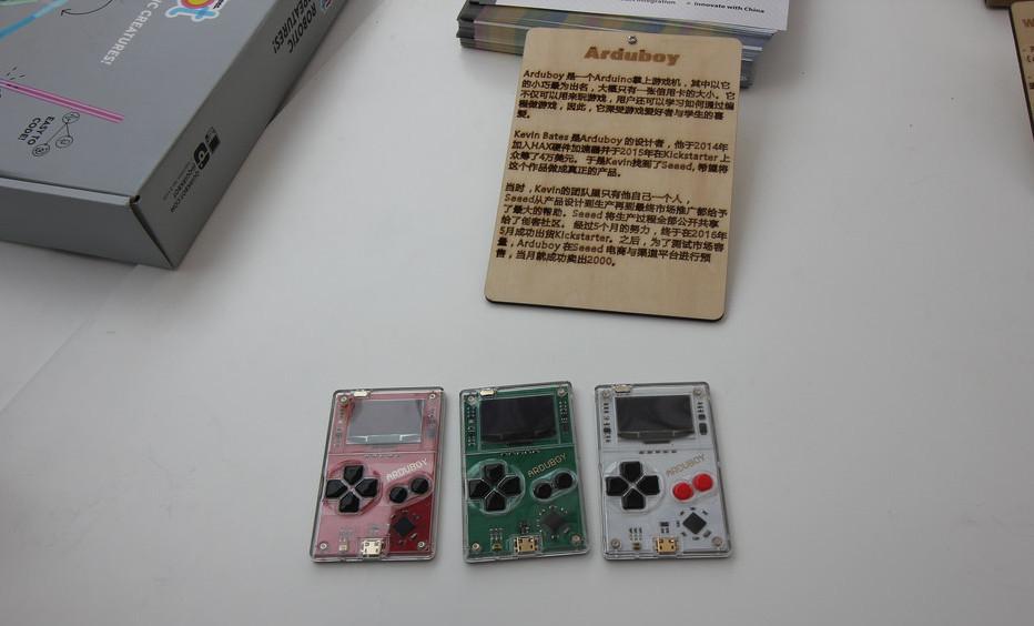 Фотоэкскурсия по выставке MakerFaire 2016 в Шэньчжене, часть 1 - 7