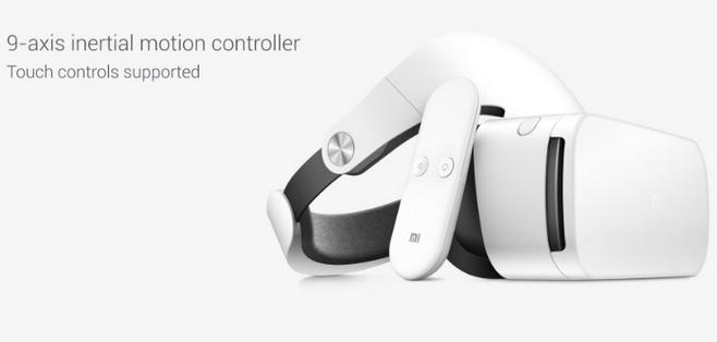 Новая VR-гарнитура Xiaomi за $29 предназначена для смартфонов Mi Note 2, Mi 5s, Mi 5s Plus и Mi5