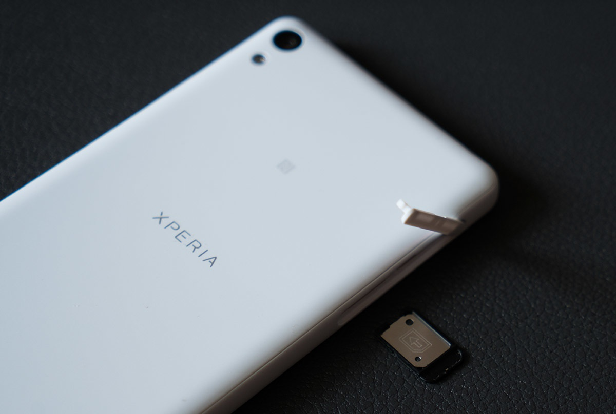 Обзор смартфона Sony Xperia E5. Симпатичный и недорогой - 10