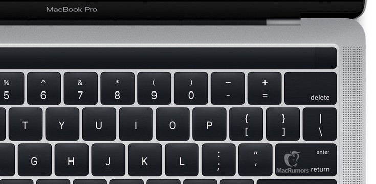 macOS Sierra проговорилась о новых ноутбуках Apple