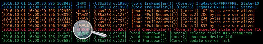 Сравнение библиотек логирования - 1