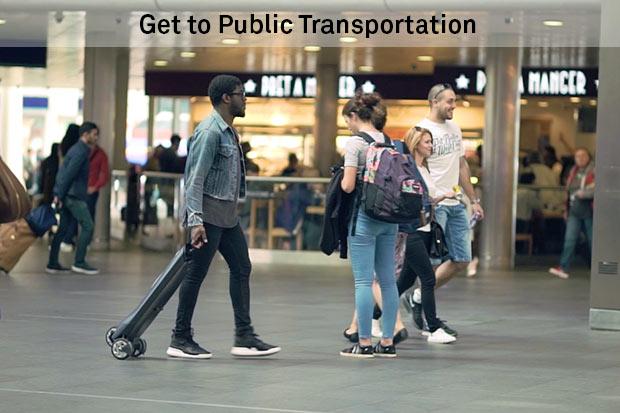 Персональный электротранспорт пользуется популярностью