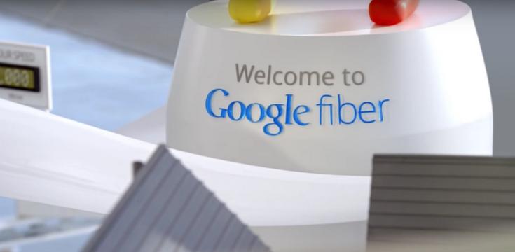 Проект Google Fiber подвергся пересмотру