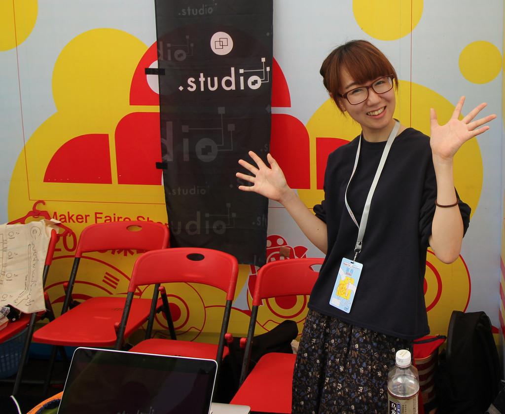 Фотоэкскурсия по выставке MakerFaire 2016 в Шэньчжэне, часть 2 - 19