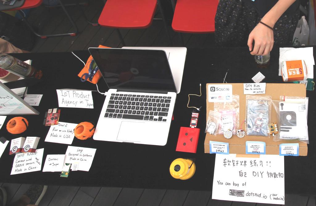 Фотоэкскурсия по выставке MakerFaire 2016 в Шэньчжэне, часть 2 - 20