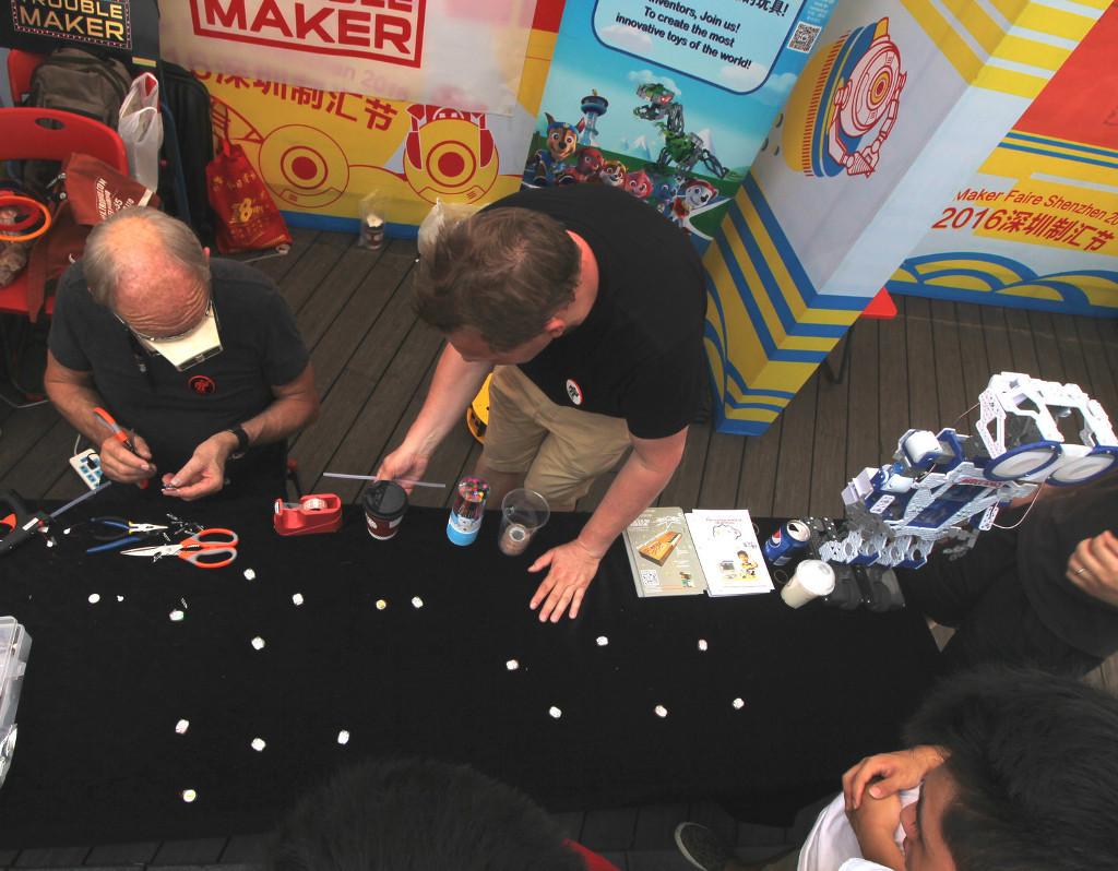 Фотоэкскурсия по выставке MakerFaire 2016 в Шэньчжэне, часть 2 - 25