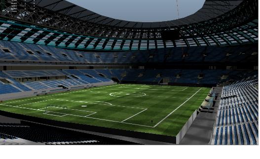Информационное моделирование зданий (BIM): как построить стадион (или другое здание) с первого раза и под контролем - 12