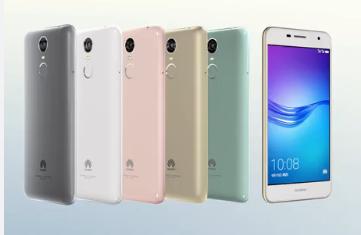 Смартфон Huawei Enjoy 6 доступен в пяти цветовых вариантах