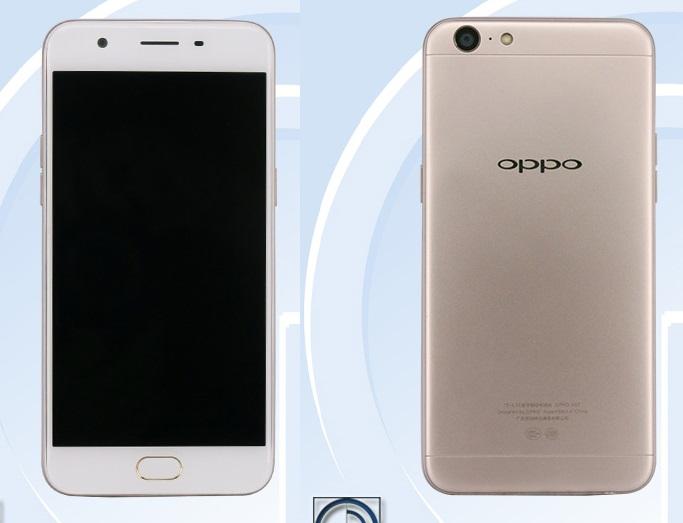 Смартфон Oppo A57 очень похож на Vivo Y67