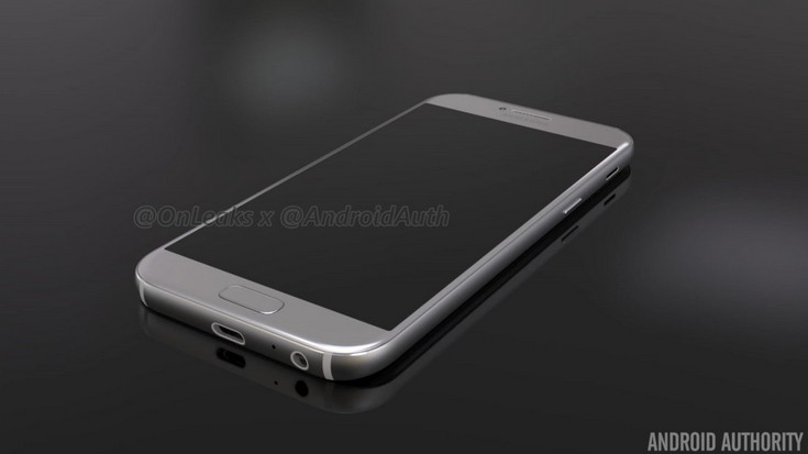 Смартфон Samsung Galaxy A5 будет выглядеть дорого