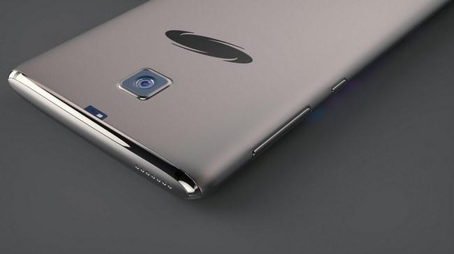 Смартфон Samsung Galaxy S8 может получить оптический дактилоскопический датчик и дисплей на всю переднюю панель