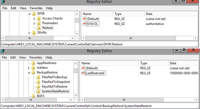 Восстановление контроллера домена из резервной копии с помощью Veeam - 3