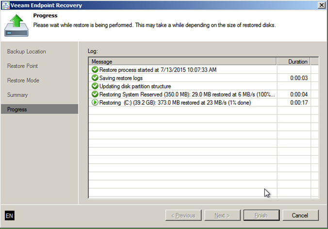 Восстановление контроллера домена из резервной копии с помощью Veeam - 1