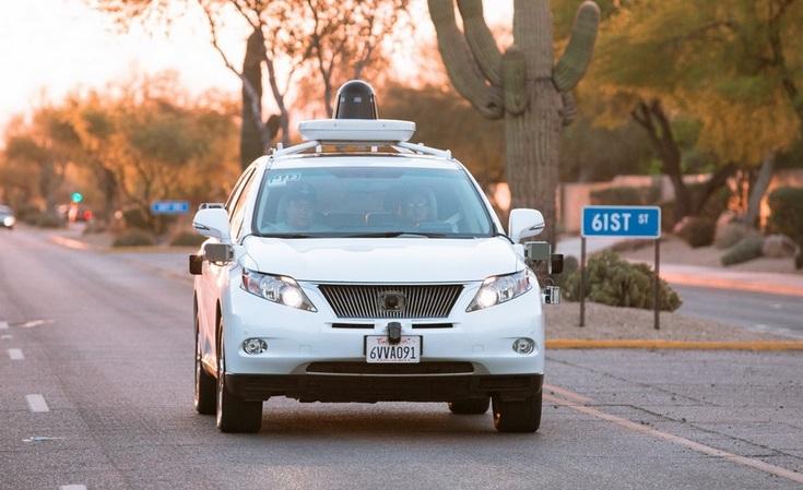 Автомобильное направление Google X превратится в отдельную компанию