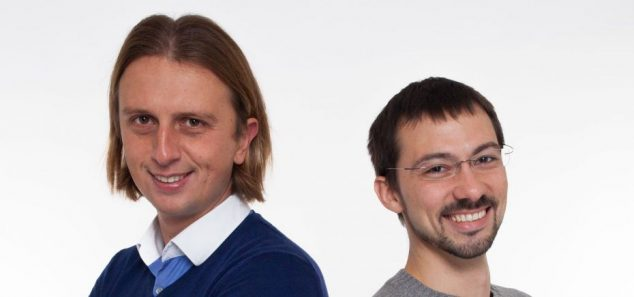 Nikolay Storonsky and Vlad Yatsenko Основатели Revolut Николай Сторонский и Владислав Яценко