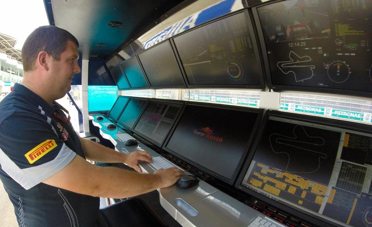 Центр обработки данных в чемодане: один день из жизни ИТ-специалиста на автогонках - 1