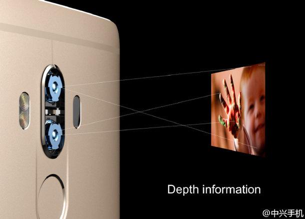 Дисплей смартфона ZTE Axon 7 Max занимает 84% лицевой панели