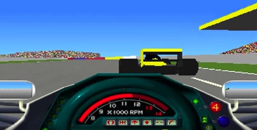 Эволюция гоночных игр, часть 2 - 7