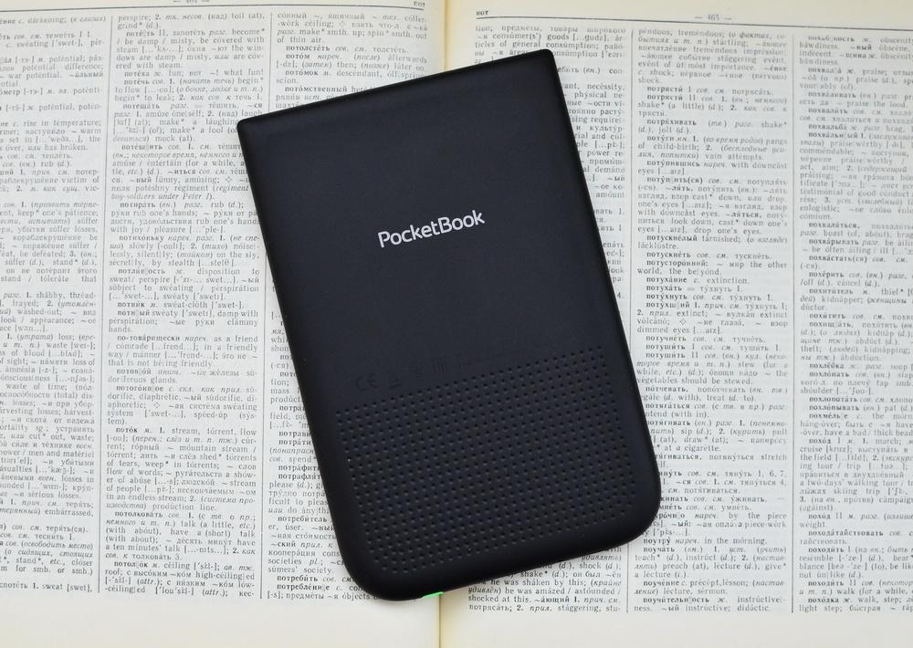 Обзор флагманского ридера PocketBook 631 Touch HD с экраном E Ink Carta - 4