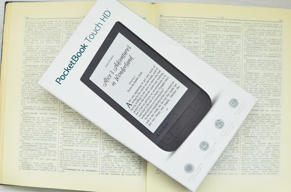 Обзор флагманского ридера PocketBook 631 Touch HD с экраном E Ink Carta - 1