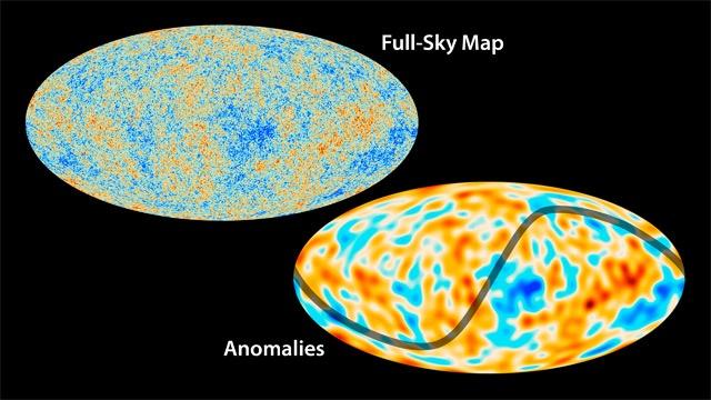 Опубликована 3D-модель реликтового излучения Вселенной для печати - 3