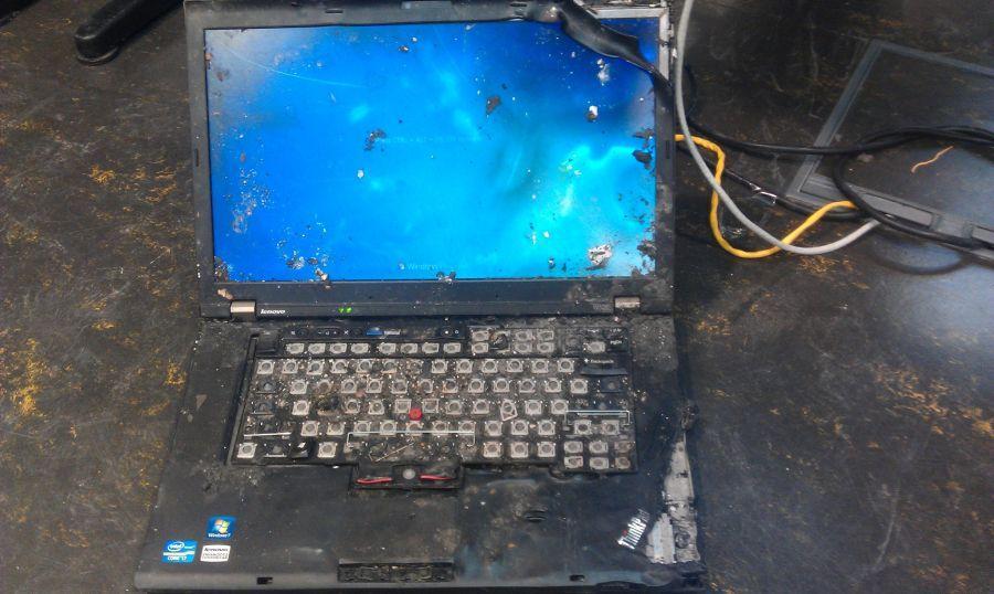 Шесть реальных историй о выживании ThinkPad - 4