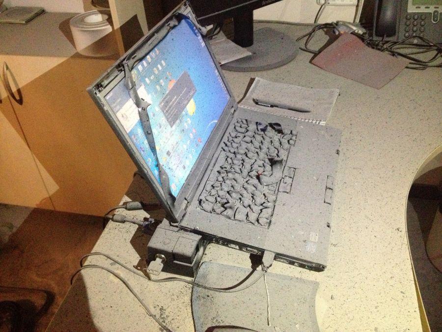 Шесть реальных историй о выживании ThinkPad - 7
