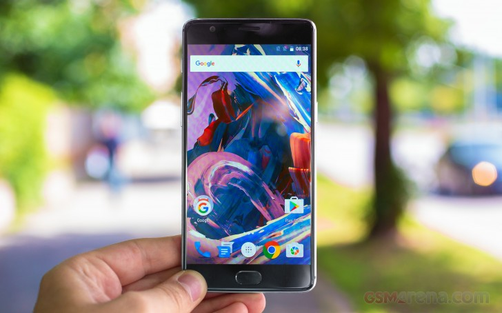 Смартфон OnePlus 3T мало отличается от OnePlus 3