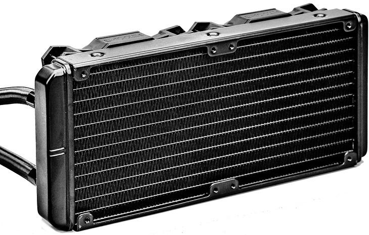 СВО ID-Cooling Icekimo 240 VGA получила помпу с керамическими подшипниками