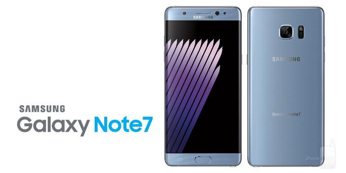 IDC провела оценку ущерба, который нанес смартфон Galaxy Note7 бренду Samsung