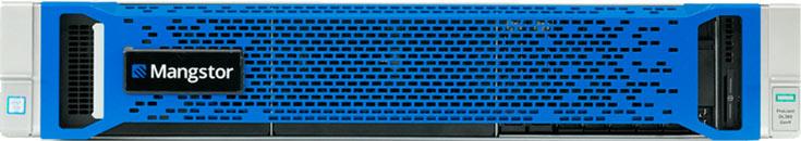 Основой массива послужил сервер HPE ProLiant DL380 типоразмера 2U