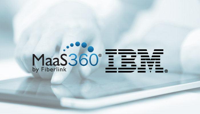 Использование IBM MaaS360 и сопутствующих сервисов позволит управлять защитой данных