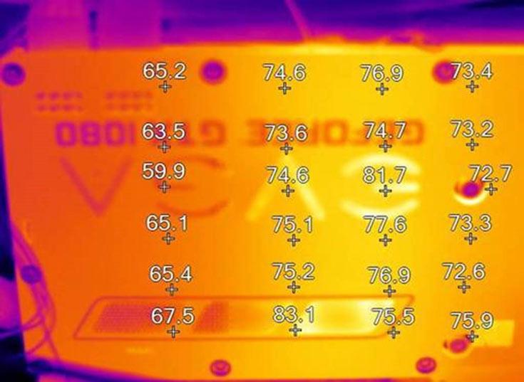 Появились сообщения о возгораниях 3D-карт EVGA ACX GTX 1080 и 1070