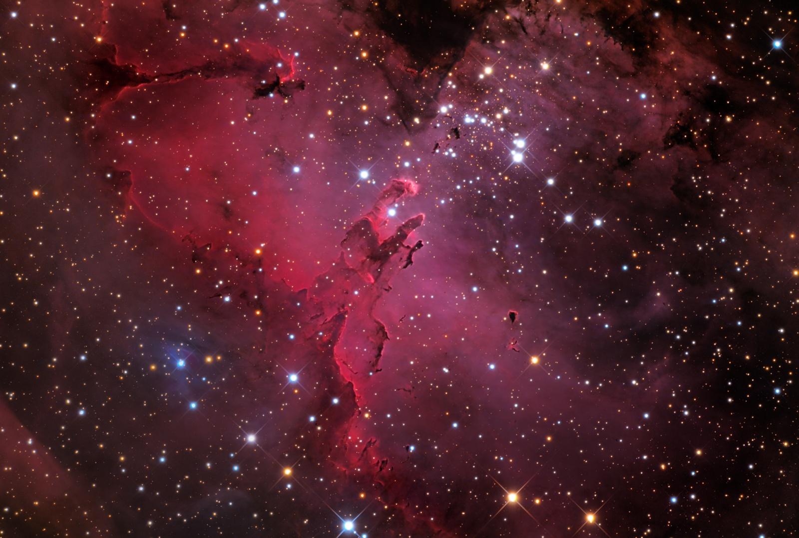 Цвет космоса - 10
