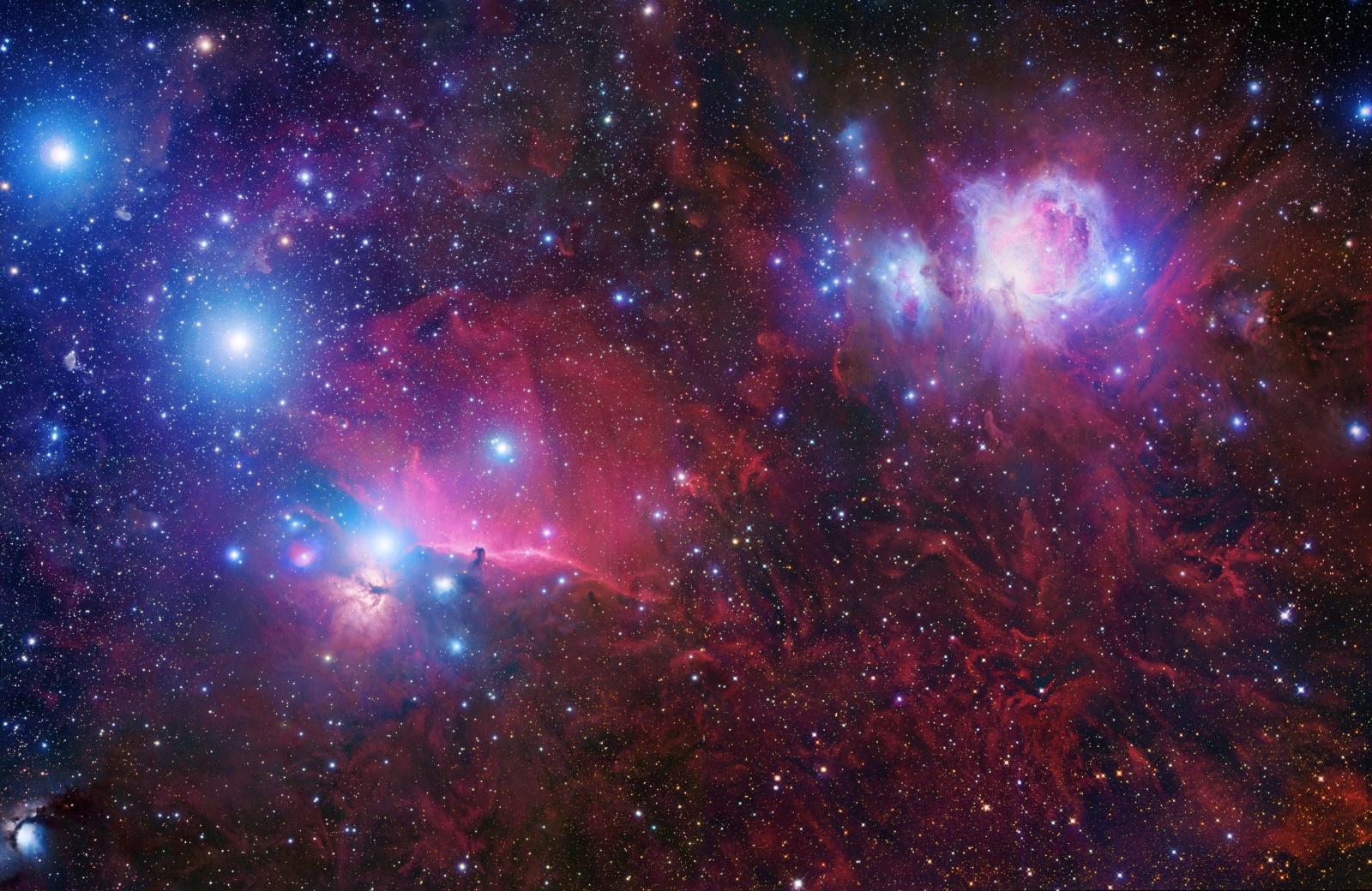 Цвет космоса - 16