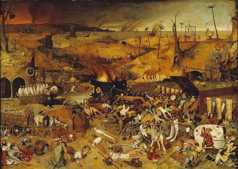 История мировых эпидемий, часть 1 - 1