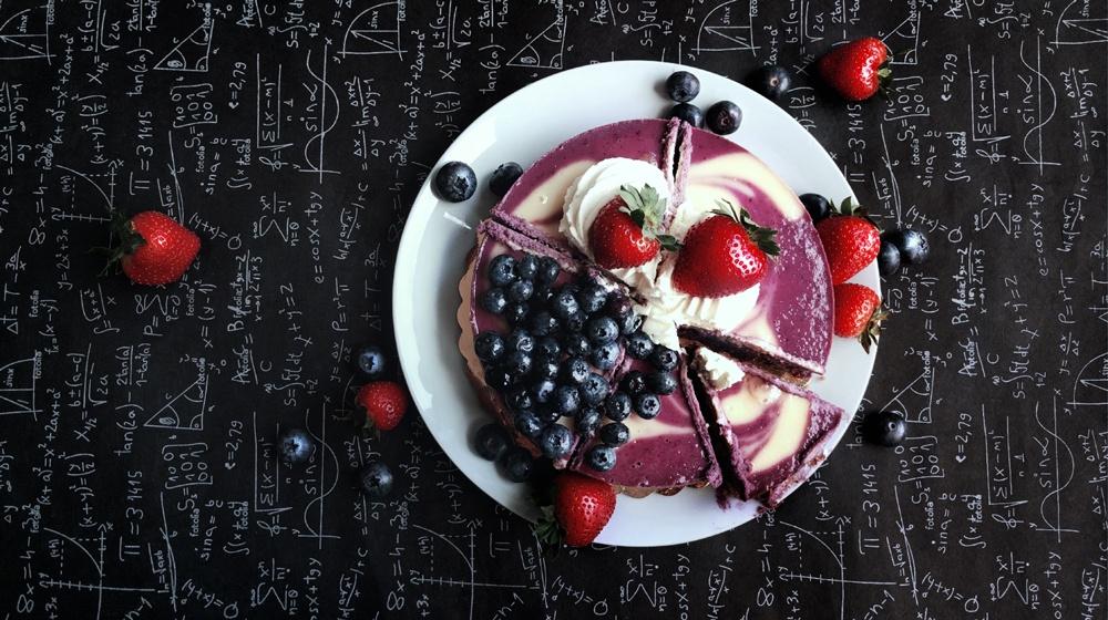 Как справедливо порезать торт - 1