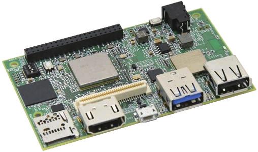 Плата Fujitsu F-Cue стоит на порядок дороже других плат для разработчиков, которые у всех на слуху