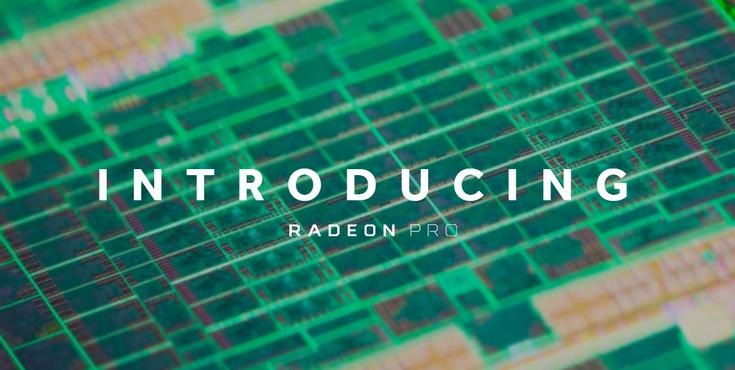 Адаптеры AMD Radeon Pro основаны на GPU Polaris 11 новой ревизии