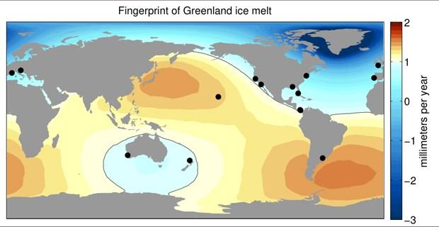 NASA: ученые недооценивают скорость поднятия уровня воды Мирового океана - 3