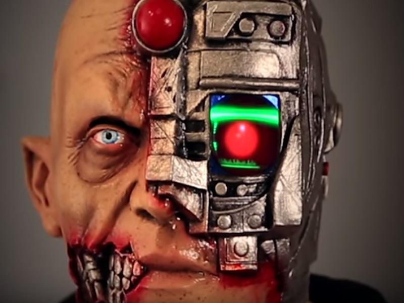 Цифровой Хэллоуин 2016 - 1